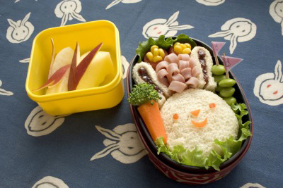 cute-bento-lunches-bunny