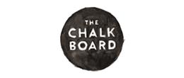 chalkboard logo real nutrition press