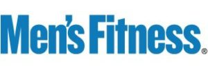 mens fitness logo real nutrition logo