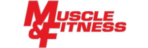 muscle and fitness logo real nutrition press