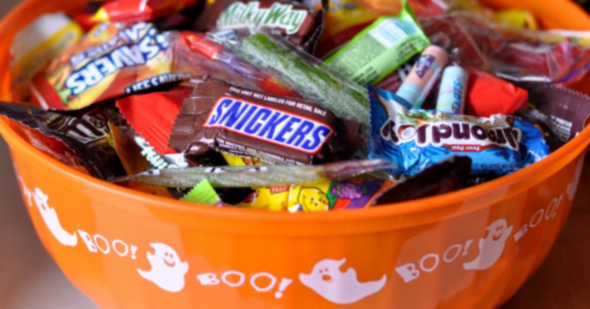 Five things to do with Halloween candy