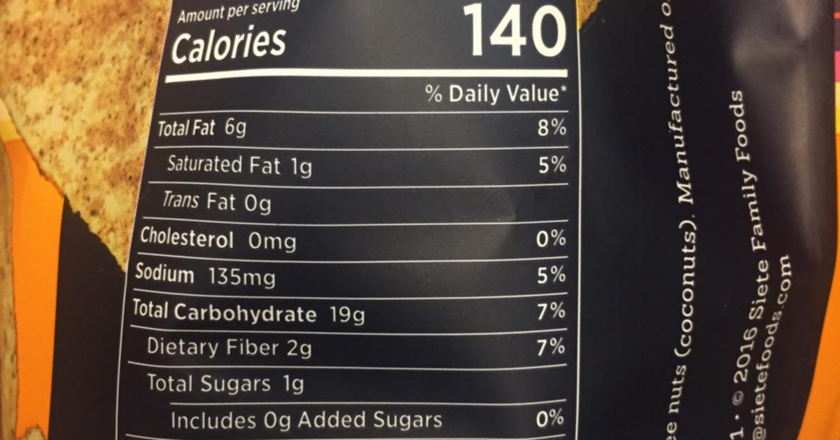Hidden sources of sugar in your food