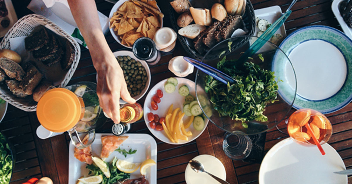 5 tips to navigate the summer BBQ