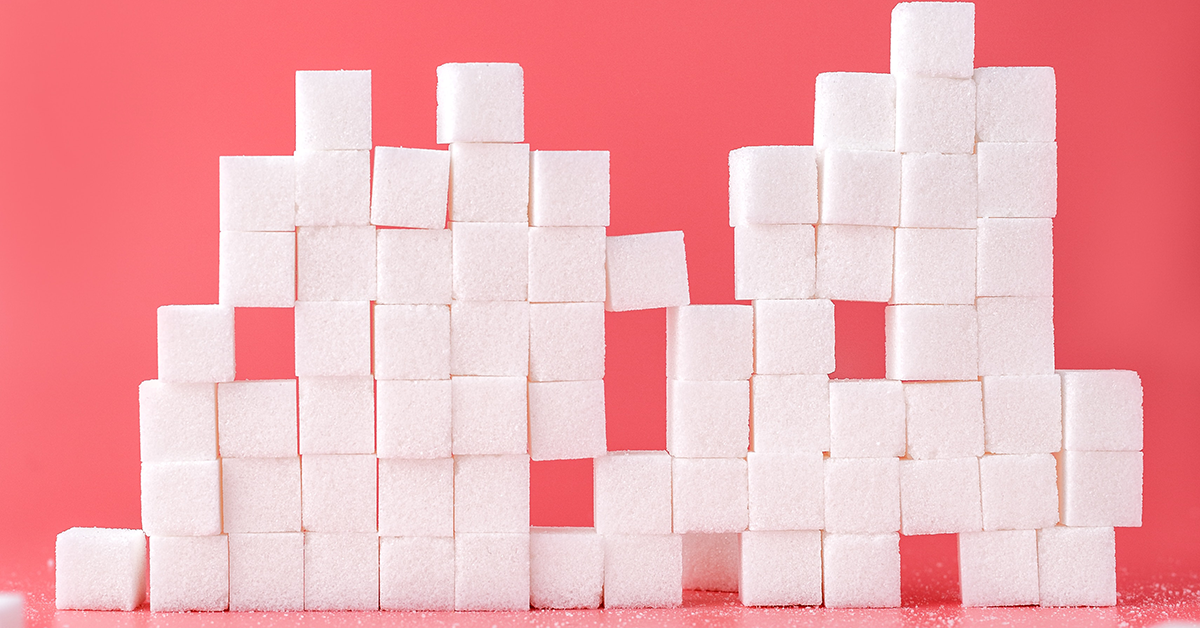 How to beak up with sugar